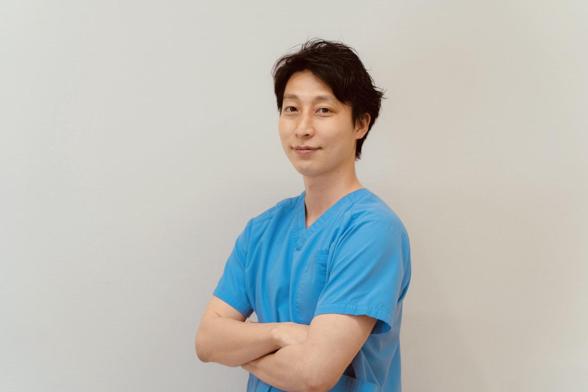 医師 藤原圭史(ふじわらけいし)