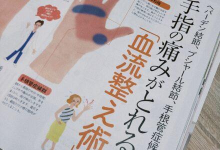 2021年8月号「毎日が発見」に奥野祐次総院長が取材をうけました。